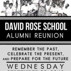 DAVID ROSE SCHOOL ALUMNI REUNION. Adobe Illustrator CS5. 2016. Deafness Awareness Week in Guyana, South America. The non-profit Deaf organization had asked me to design some promotional products for awareness about Deaf community in Guyana. I designed flyers, pamphlets, and tickets including this one for the alumni reunion in the capital city.